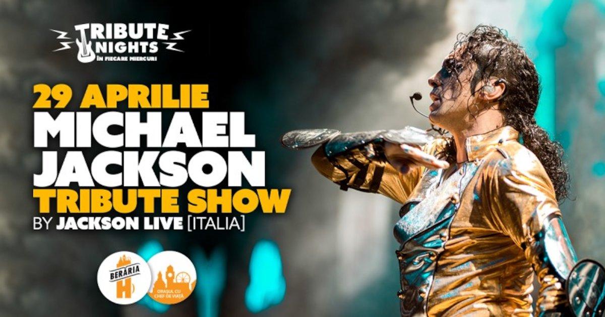 bilete Just Beat It Michael Jackson Tribute by Jackson Live (Italy)