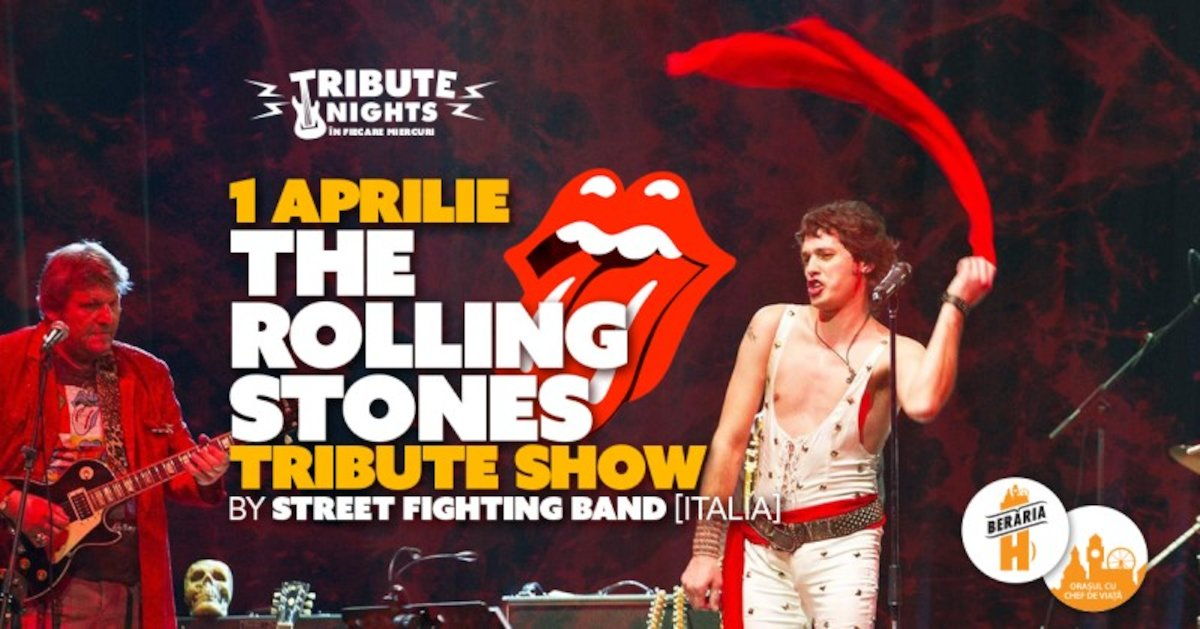 bilete Sympathy for the Rolling Stones