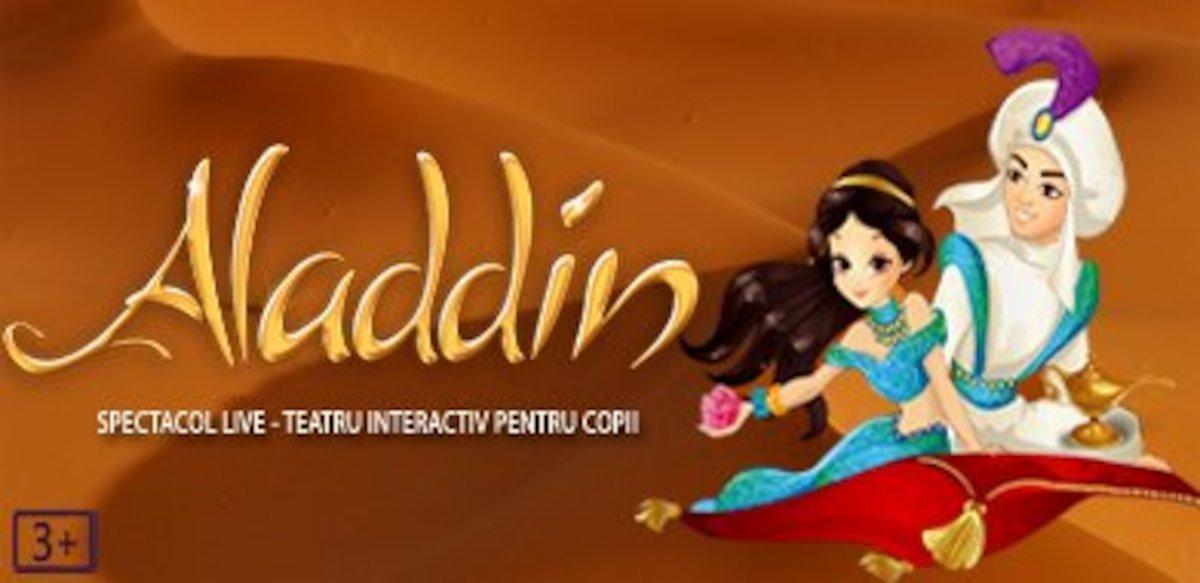 bilete Lampa lui Aladdin la Clubul Taranului - La Mama