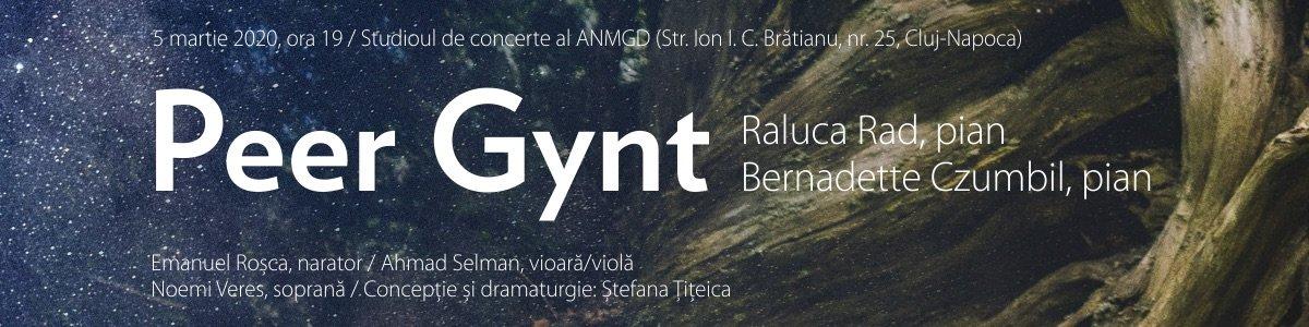 bilete Concert Peer Gynt