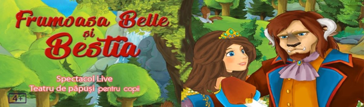 bilete Frumoasa Belle si Bestia la Artist Cafe