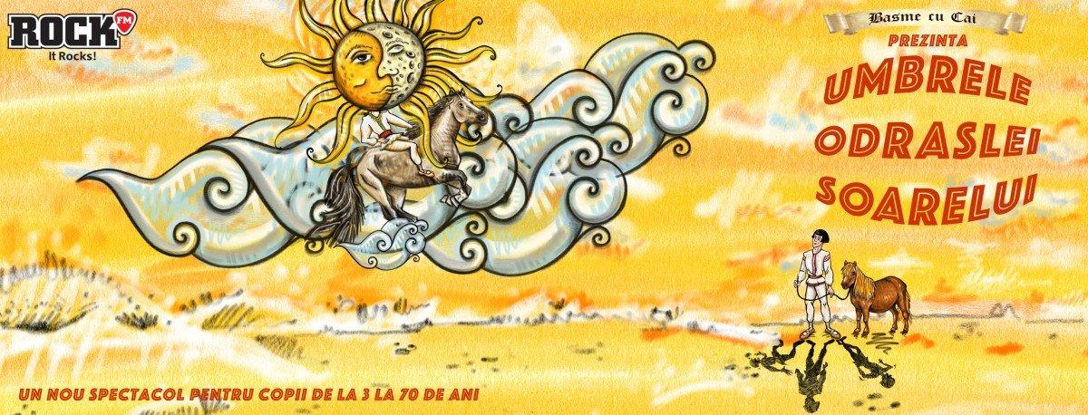 bilete Umbrele odraslei Soarelui