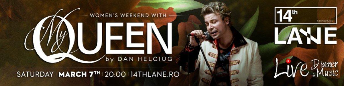 bilete My Queen Tribute by Dan Helciug