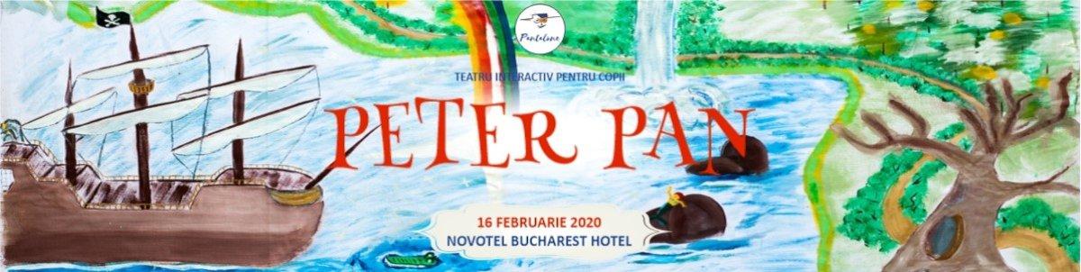bilete Peter Pan Teatrul Interactiv