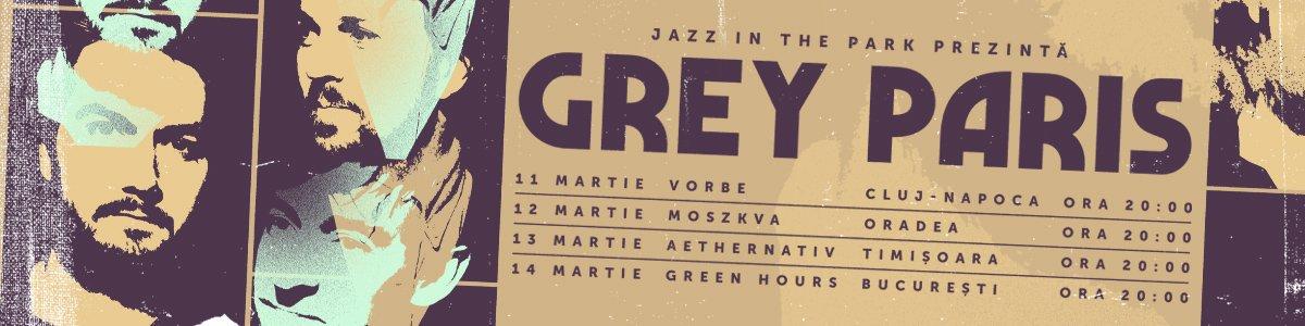 bilete Turneu Grey Paris