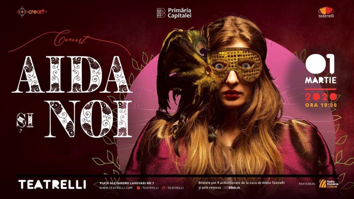 bilete Aida si Noi