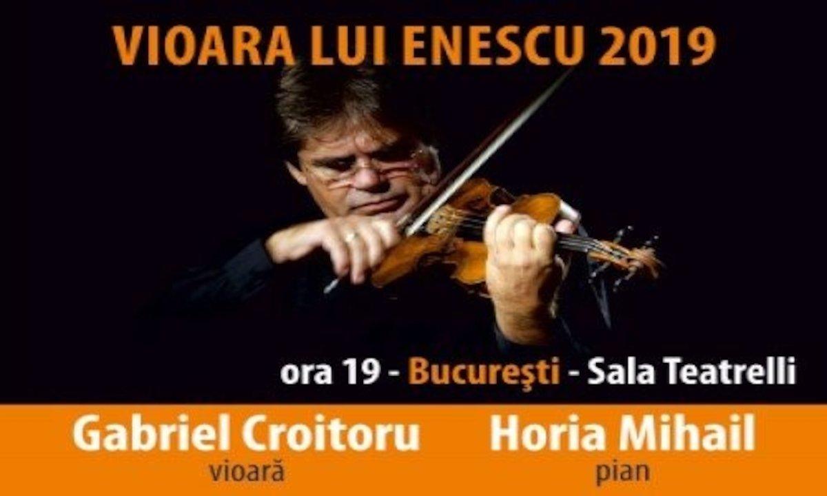 bilete Vioara lui Enescu