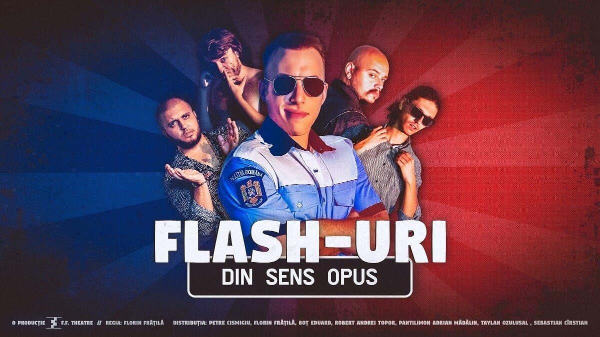 bilete Flash-uri din sens opus