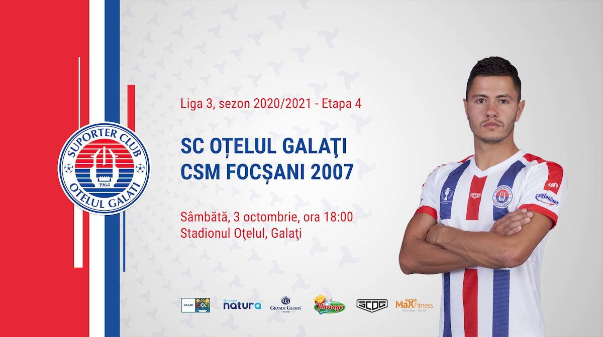 bilete SC Otelul Galati - CSM Focsani 2007