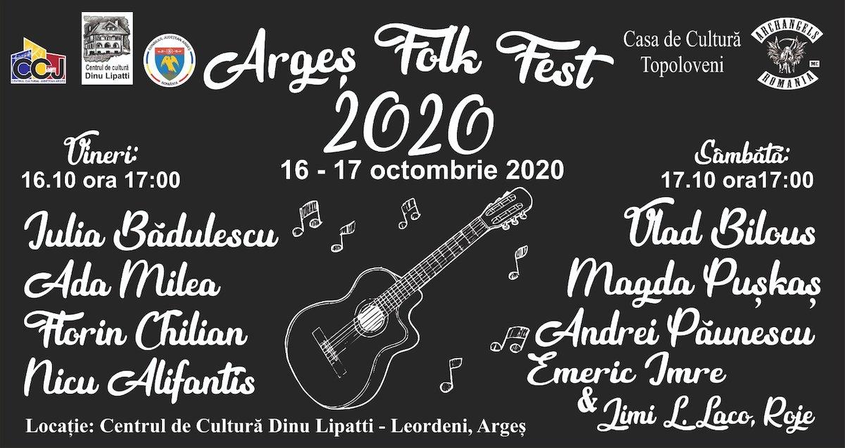 bilete Arges Folk Fest