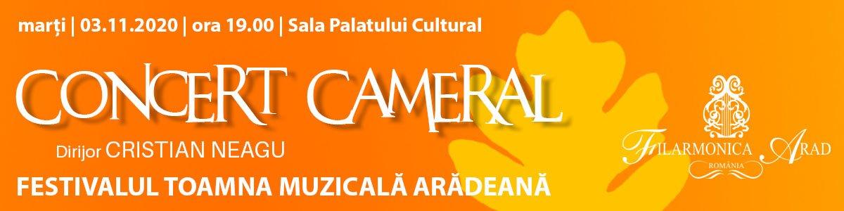 bilete Concert Cameral