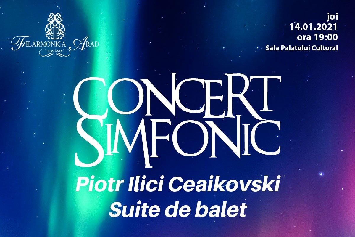 bilete Piotr Ilici Ceaikovski - Suite de balet