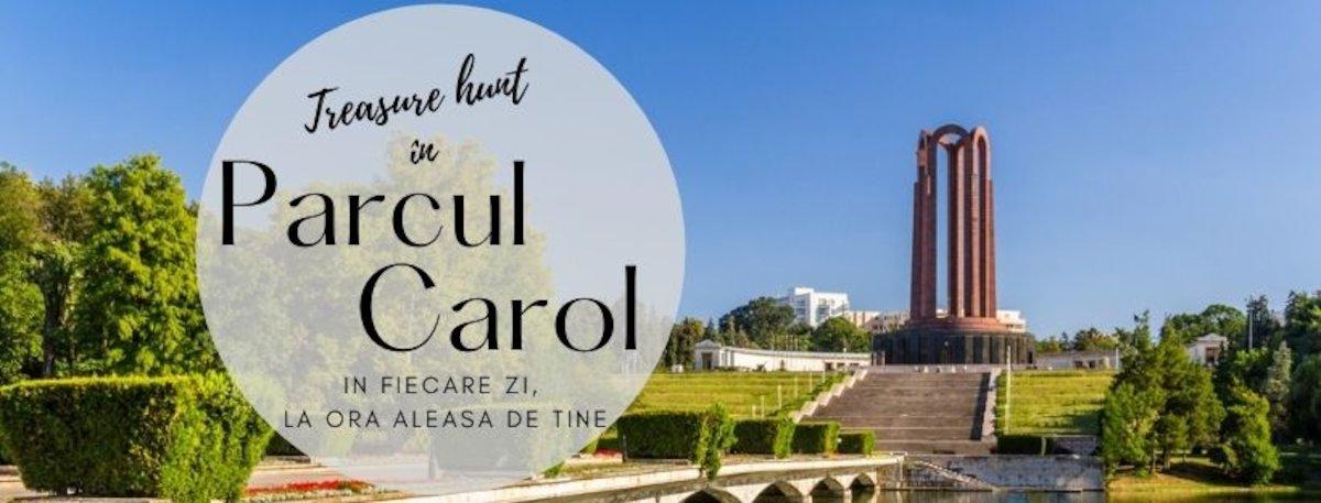 bilete Treasure Hunt in Parcul Carol