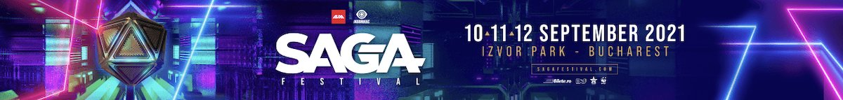 bilete Saga Festival 2021