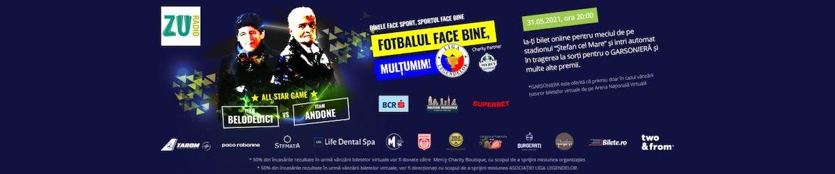 bilete Binele Face Sport,Sportul Face Bine