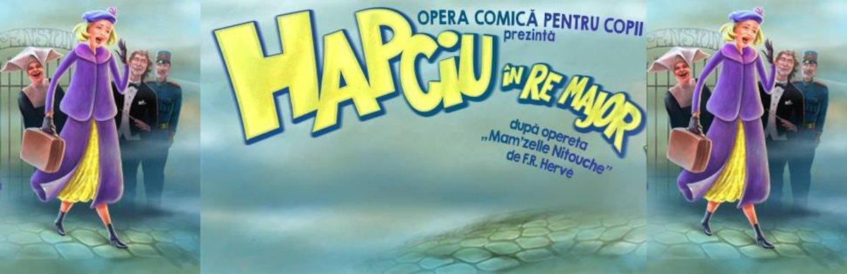 bilete Hapciu, in Re Major