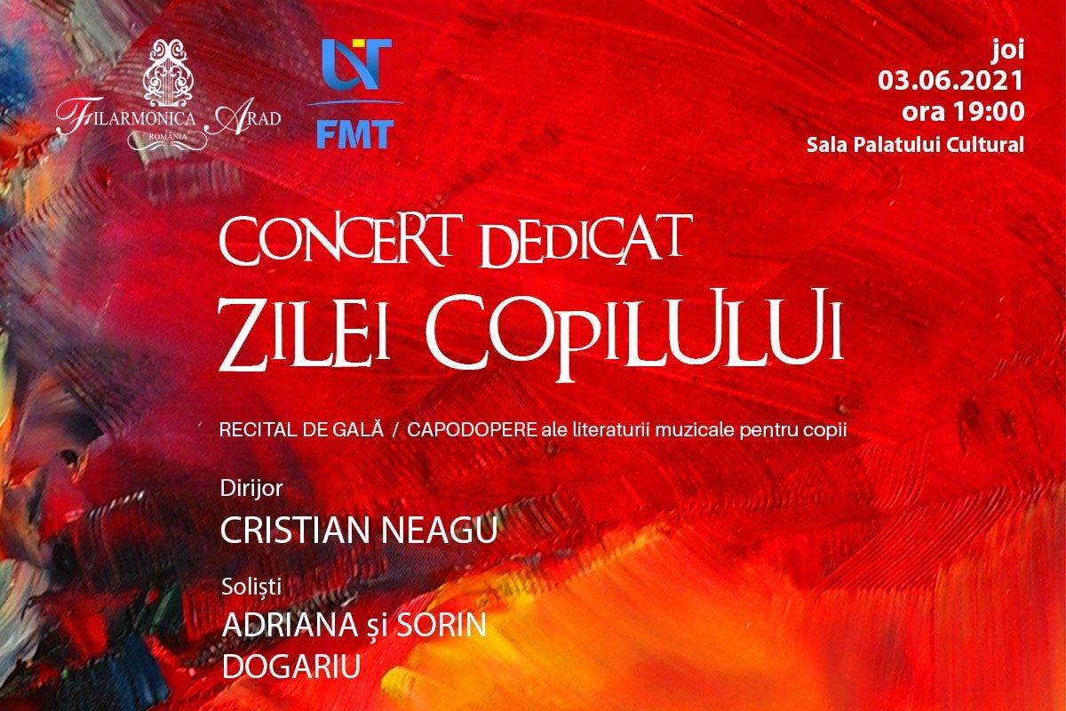 bilete Concert dedicat Zilei Copilului