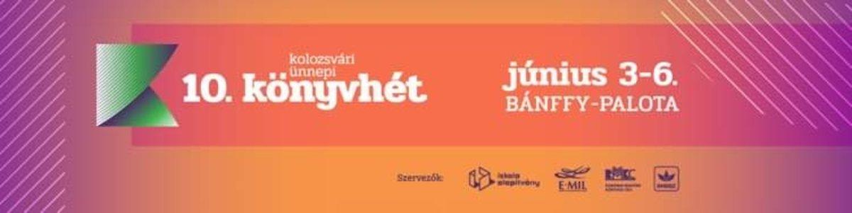bilete 10. Kolozsvári Ünnepi Könyvhét