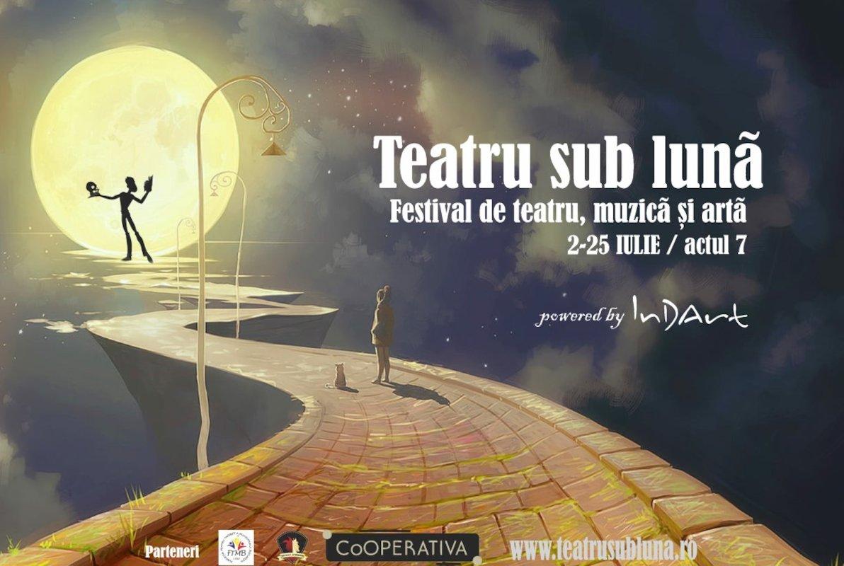 bilete Teatru sub Luna
