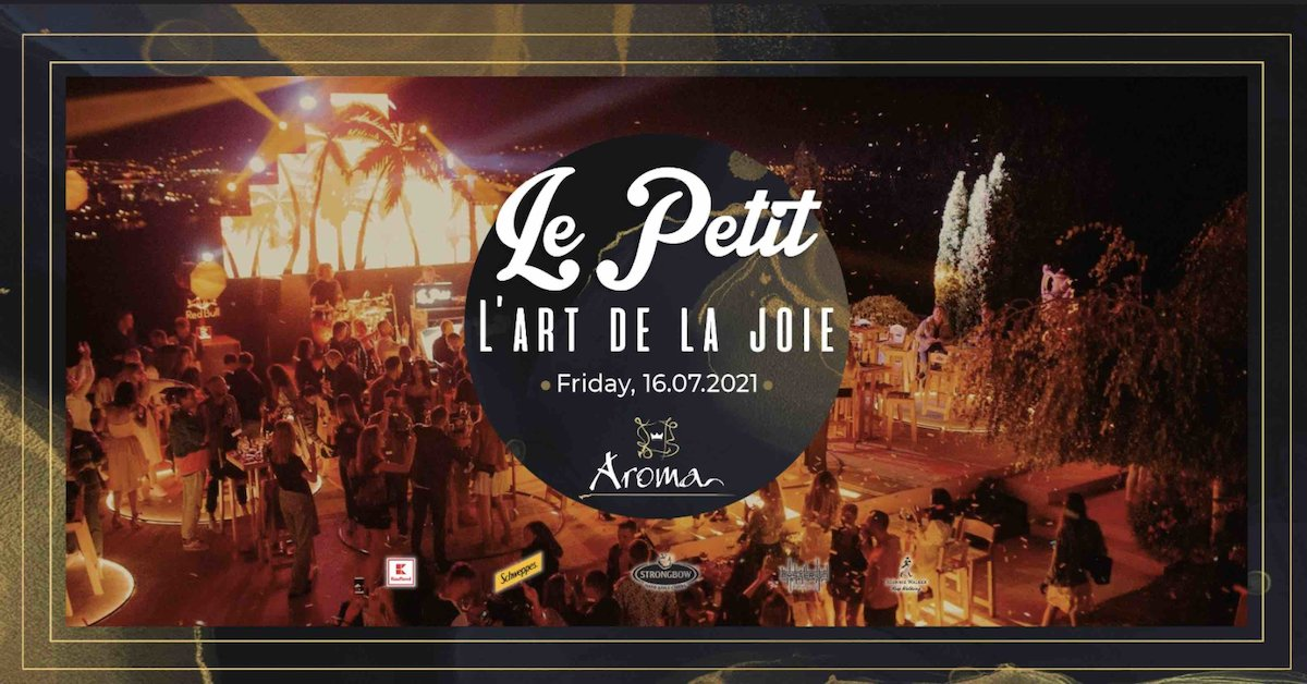 bilete Le Petit - L'art de la Joie