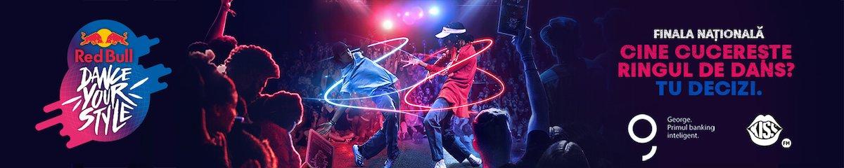 bilete Red Bull Dance Your Style