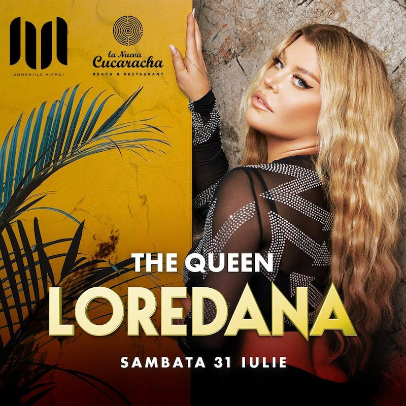 bilete The Queen - Loredana
