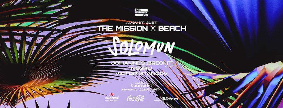 bilete The Mission at Beach