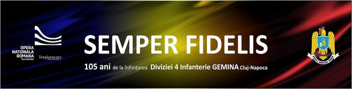 bilete Semper Fidelis