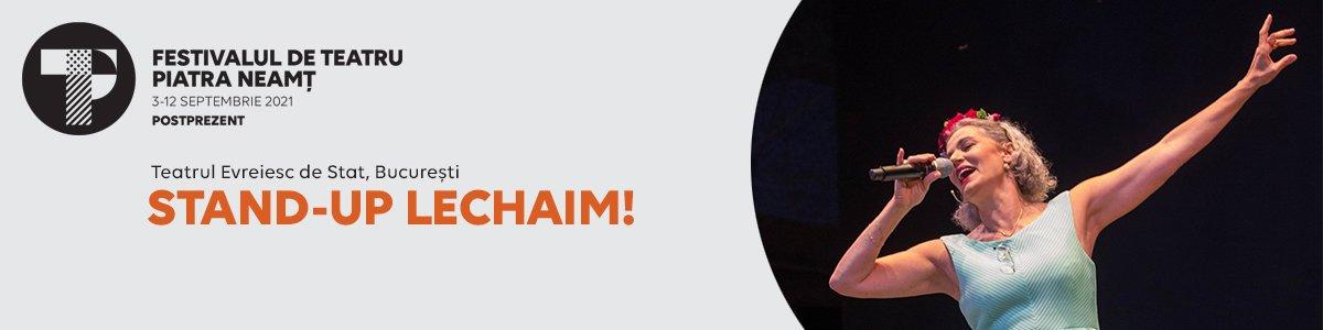 bilete Stand-up Lechaim