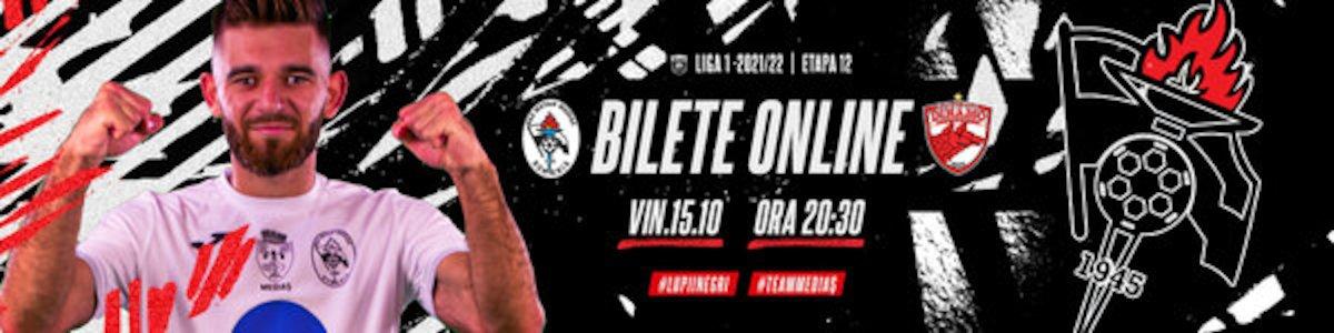 bilete Cs Gaz Metan Medias - FC Dinamo Bucuresti - CASA Liga 1