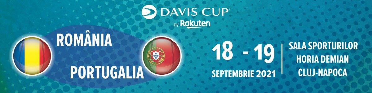 bilete DAVIS CUP by Rakuten