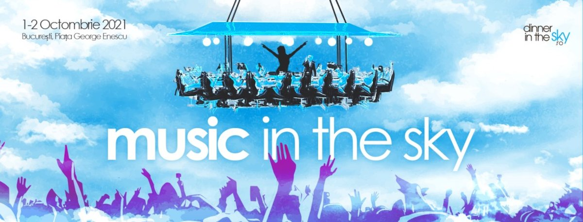 bilete Music in the Sky