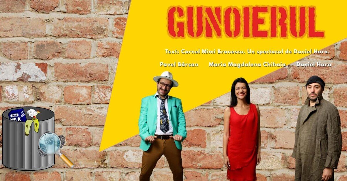 bilete Gunoierul
