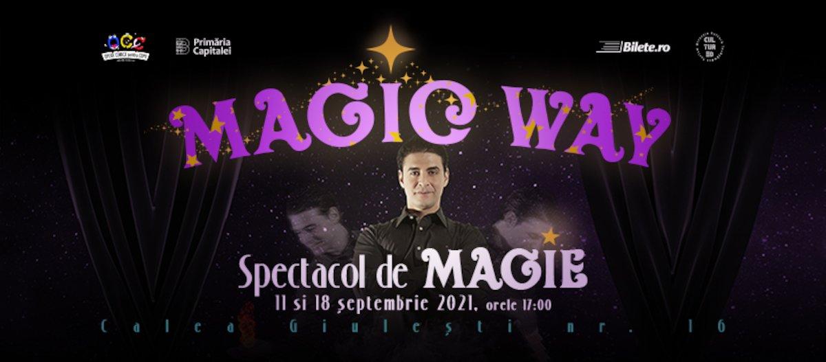 bilete Magic Way
