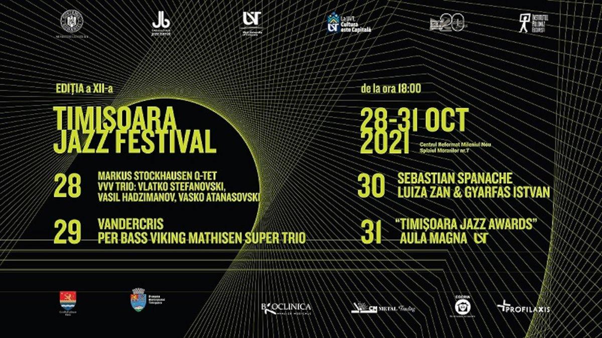 bilete Timișoara Jazz Festival ediția a XII-a