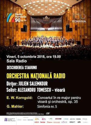 Alexandru Tomescu - Orchestra Nationala Radio