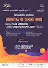 Cristina Anghelescu - Orchestra De Camera Radio