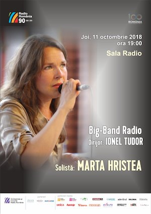 Marta Hristea - Big Band Radio