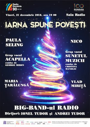 Concert de Craciun - Big Band-ul Radio