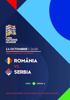 Romania - Serbia