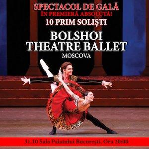 Bolshoi Theatre Ballet Moscova