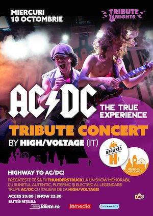 AC/DC The True Experience by High/Voltage (IT)