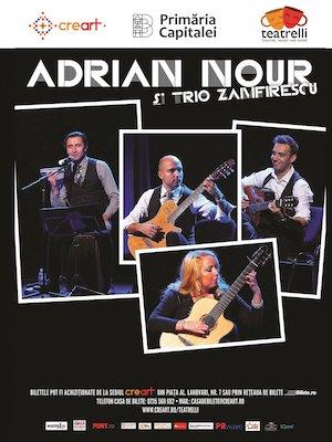 Adrian Nour si Trio Zamfirescu