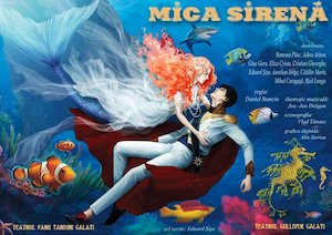 Bilete la  Mica sirena