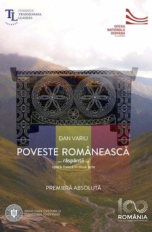 Bilete la  Poveste Romaneasca - Premiera absoluta