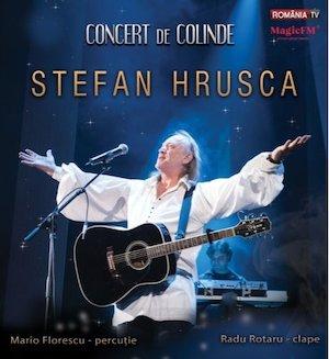 Bilete la  Stefan Hrusca - Concert de Colinde