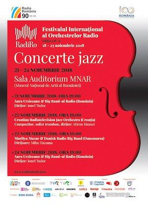 Bilete la  Festivalul International al Orchestrelor Radio RadiRo
