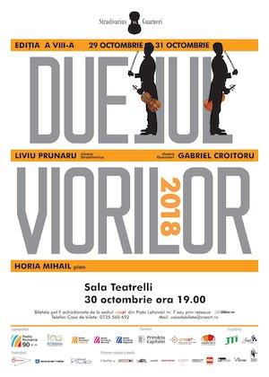 Duelul Viorilor - Gabriel Croitoru - Liviu Prunaru