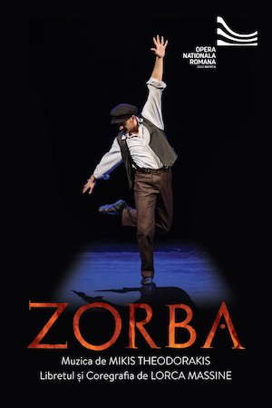 Zorba - Repetitie generala cu public
