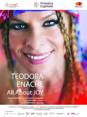 Teodora Enache - All about Joy